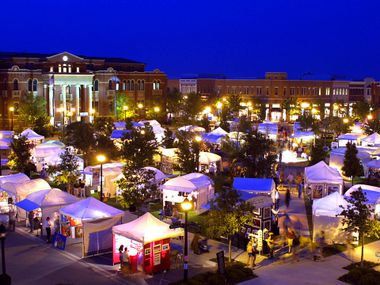 Art in the Square, originally scheduled for April 23-25, has been moved to Sept. 24-26.