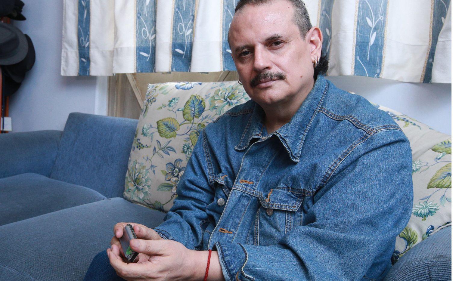Debido a la pandemia, José Cruz se ha visto obligado a pedir donaciones a sus fans para solventar gastos de salud y no detener el tratamiento que le es administrado para la esclerosis múltiple, detectado en 2005.