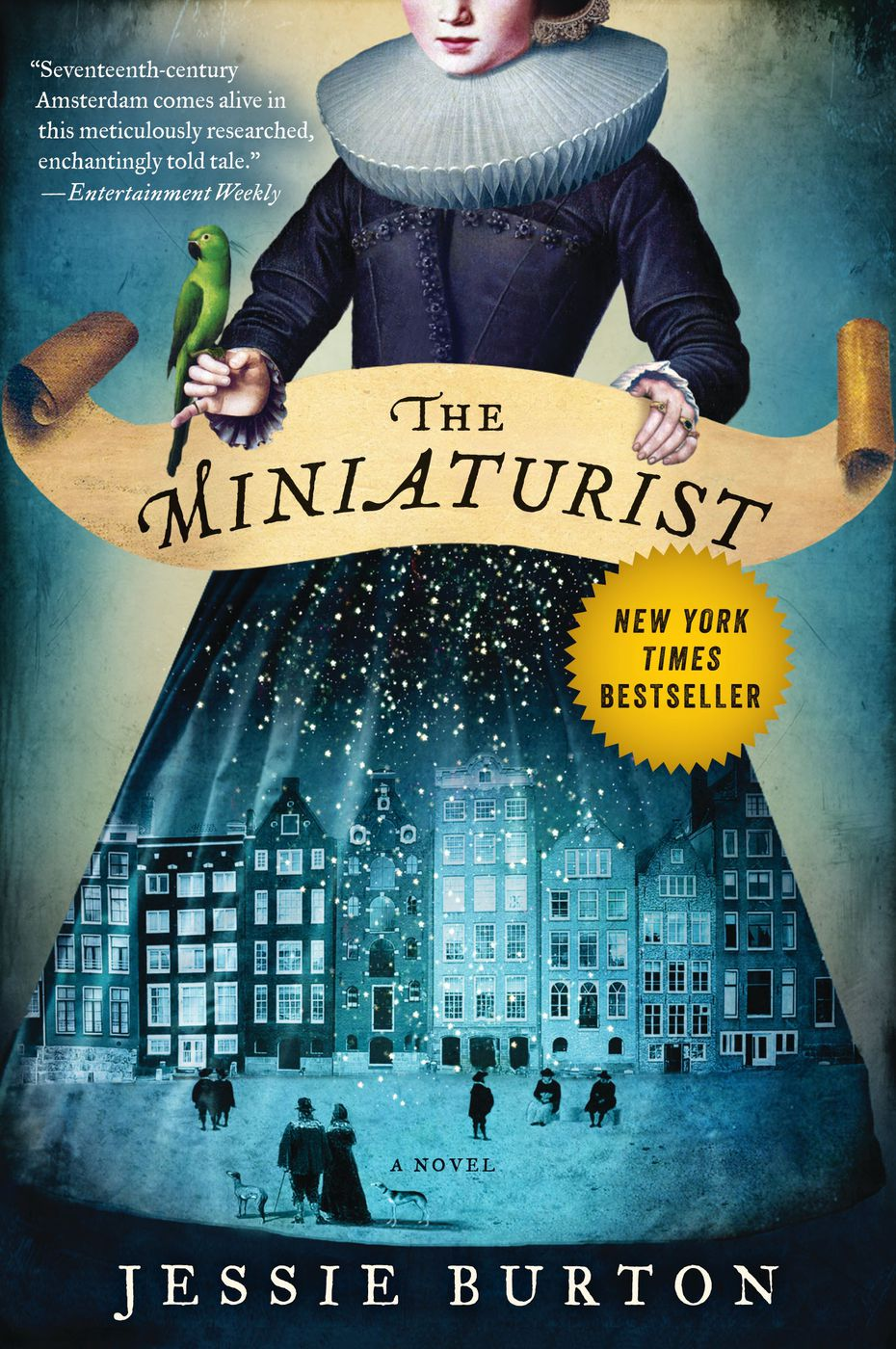The Miniaturist, by Jessie Burton