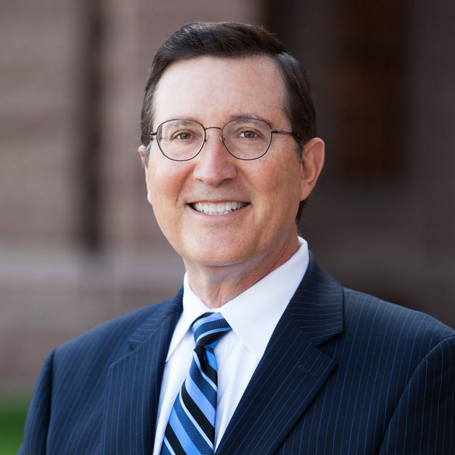Dale Craymer, president of the Texas Taxpayers and Research Association