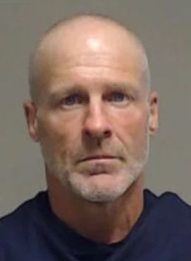 Christopher Taylor, 51, was taken into custody Monday on a charge of assault causing bodily injury, KXAS-TV (NBC5) reported. He later bonded out of the Collin County Jail.