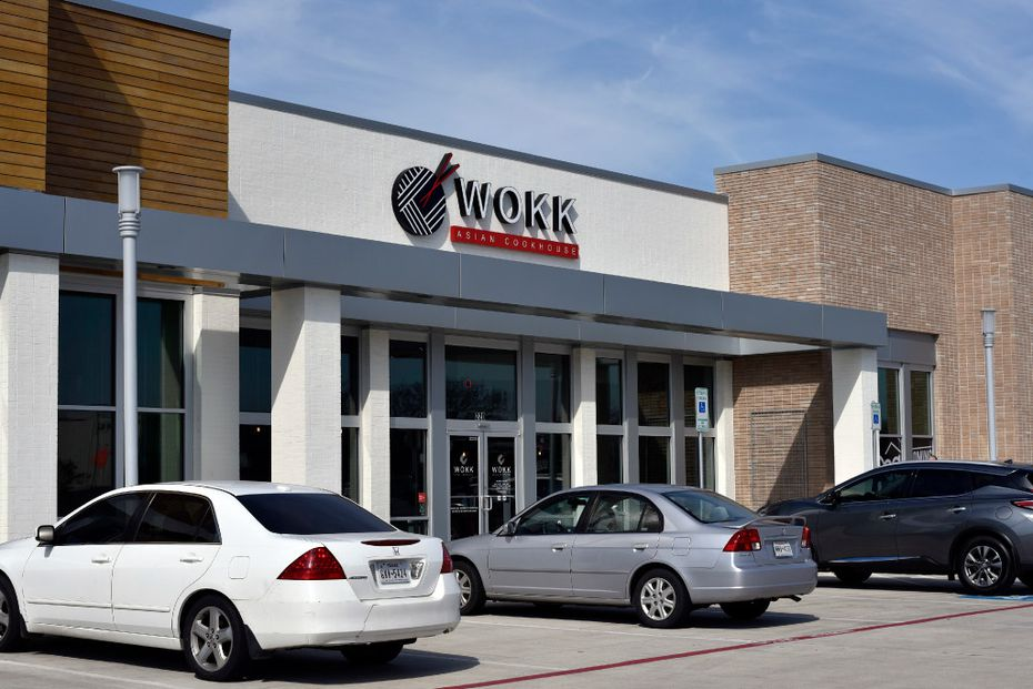 The Wokk Asian Cookhouse in Richardson, Friday, Feb. 10, 2017. Ben Torres/Special Contributor