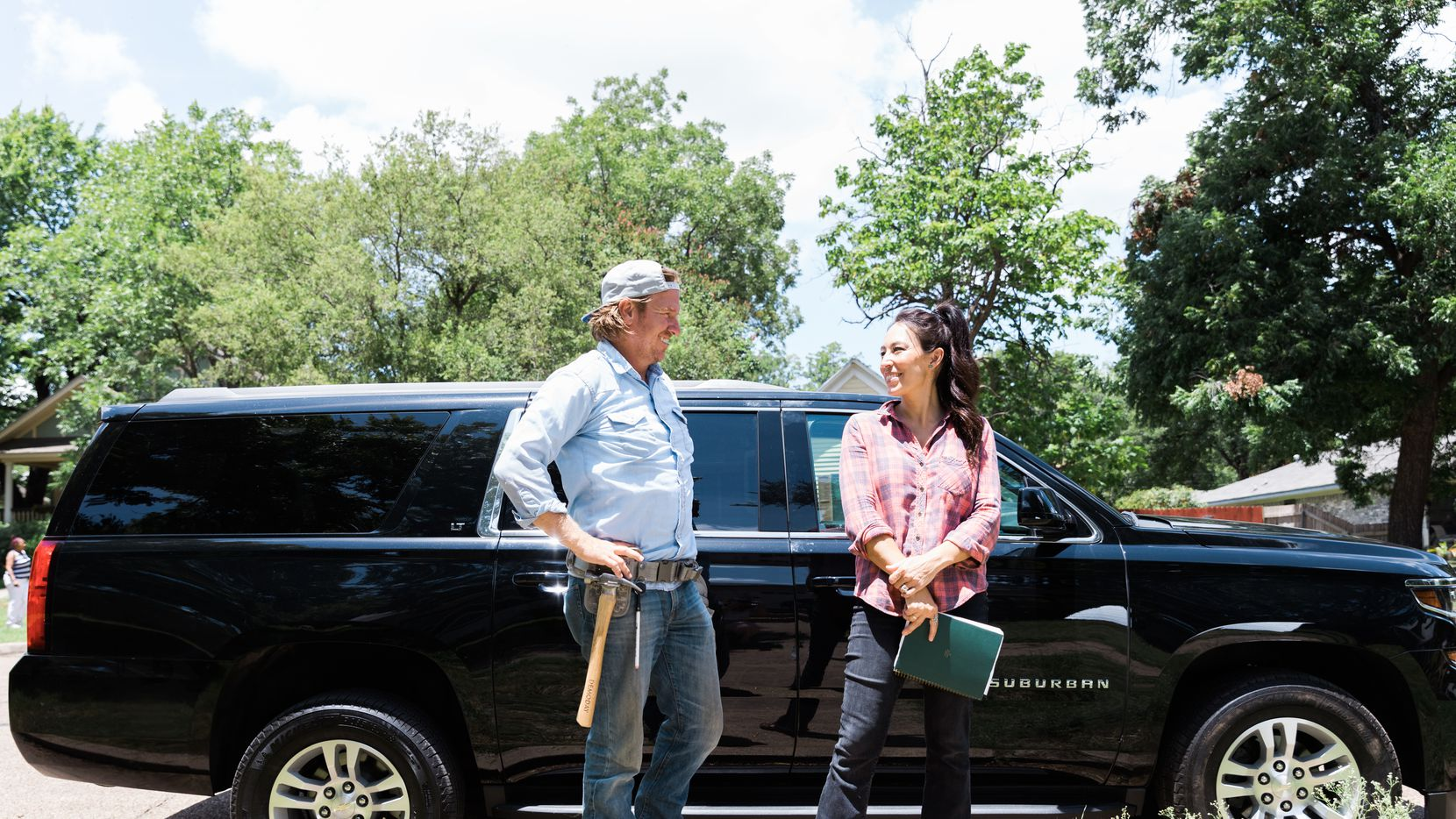 """Chip and Joanna Gaines are bringing back their """"Fixer Upper"""" show in 2021 with the launch of their Magnolia Network with Discovery Inc."""