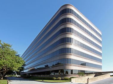 The Irving headquarters of Forterra, a manufacturer of water and drainage pipe & products.