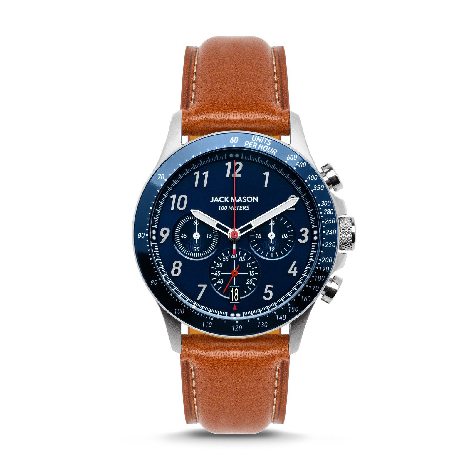 The Camber Chronograph from Jack Mason watches.