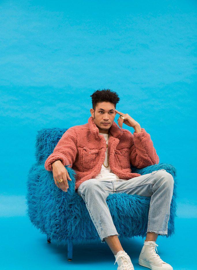 Hip-hop singer Bryce Vine