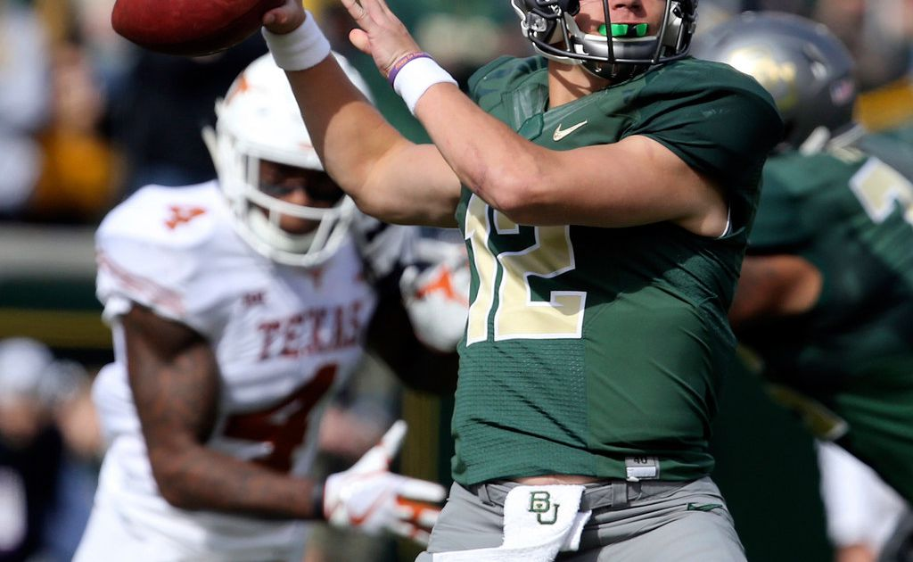 Matt Rhule shares how Charlie Brewer is handling higher expectations, says Baylor is the 'healthiest' it has been