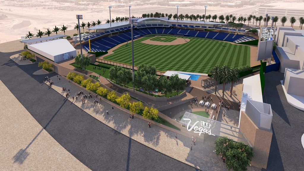 Dallas real estate development firm Howard Hughes Corp. will build a minor league baseball stadium in its massive Summerlin planned community near Las Vegas.
