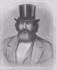 Samuel Pryor was Dallas' first mayor and also one of the town's first physicians.