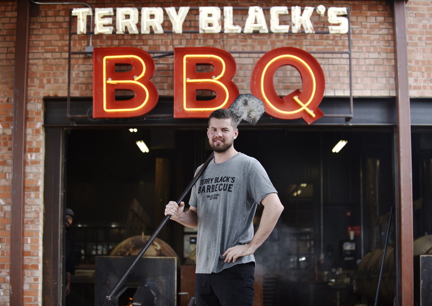 "Barbecue's popularity has skyrocketed over the past 5 to 10 years, says Mark Black, one of five co-owners of Terry Black's Barbecue. ""It's worldwide,"" he says. Even on a trip to Europe, people wanted to talk to him about Texas brisket."