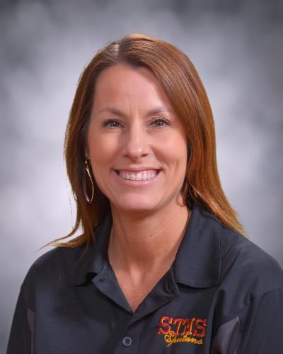 Robin Scott, principal of Stafford Middle School in Frisco