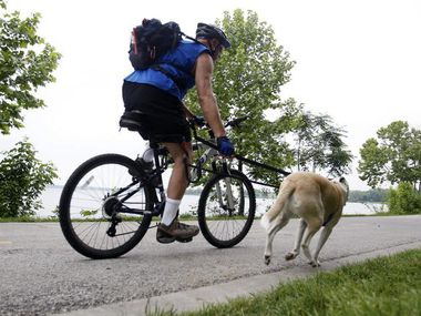 Allen City Council approved the $1.49 million expenditure for three new biking trails during a regularly scheduled meeting on Dec. 8.