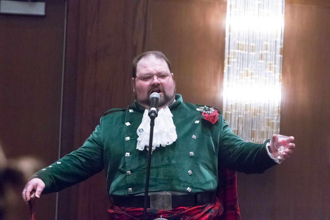 NTX Beer Week held its Second Annual Brewers Ball at the Renaissance Dallas Hotel on November 13, 2015. Dallas Opera had singers perform during the evening.