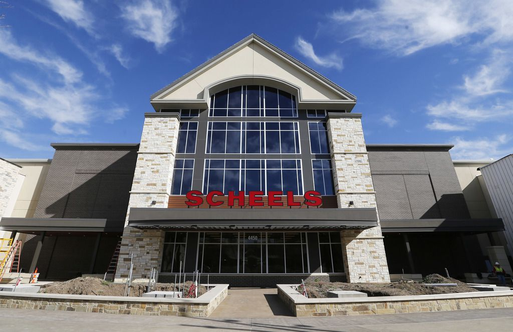 Scheels is a sporting goods and entertainment venue at Grandscape.