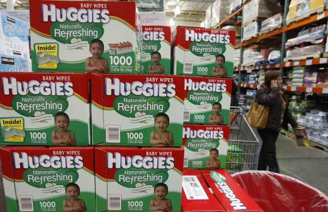 Thursday's deal will help Kimberly-Clark capitalize on the country's sizeable market for diapers and personal-care products.