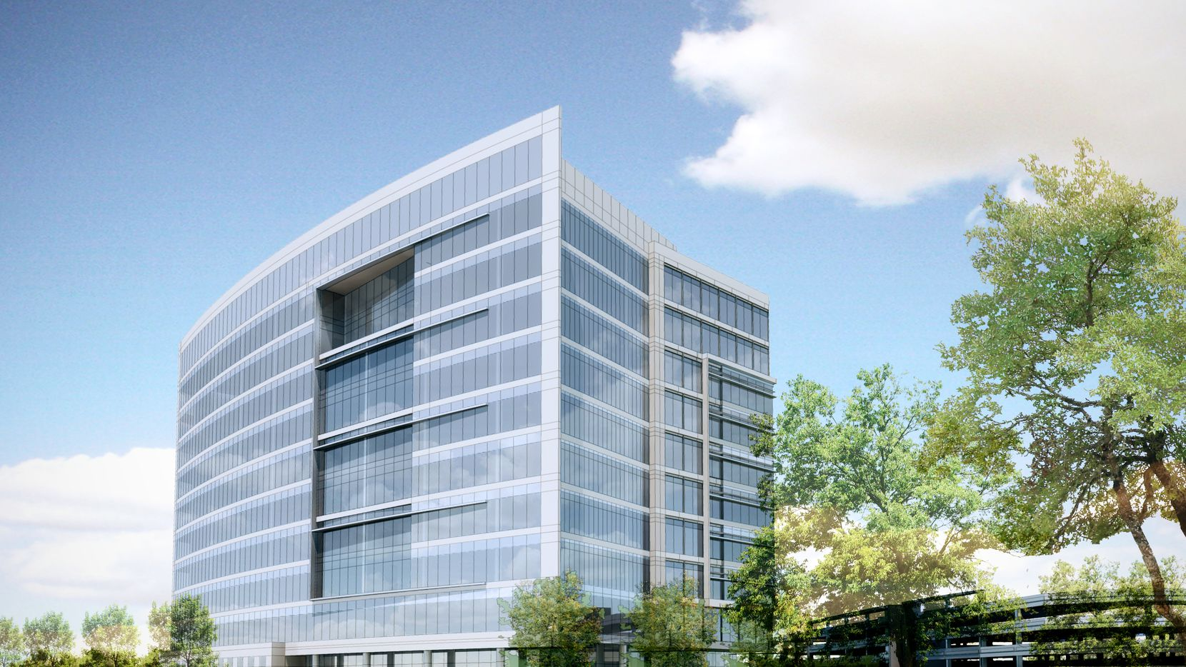 Developer Granite Properties is building the new regional office for mortgage giant Fannie Mae in Plano.
