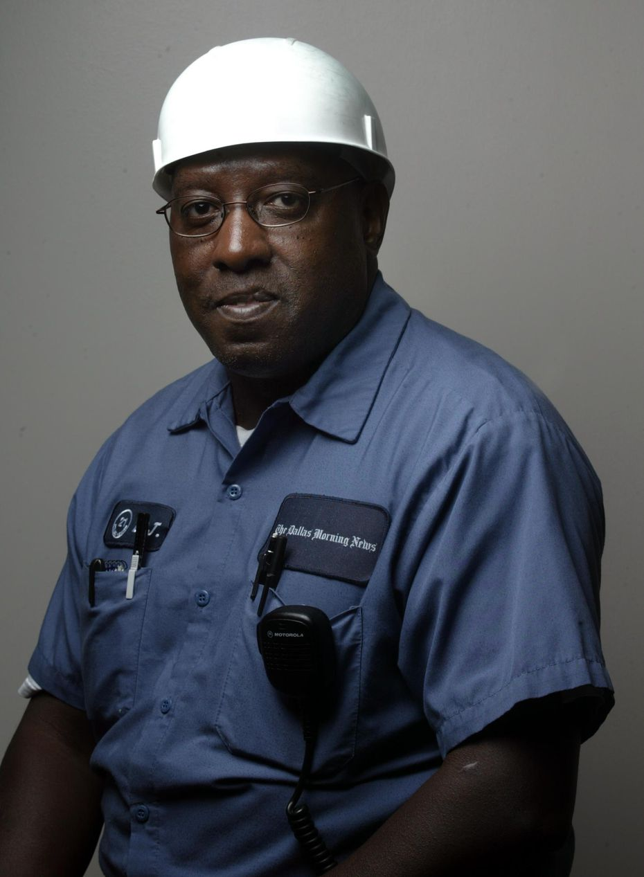 In his career with The News that began in August 1975, Johnson, better known at BJ, served several roles, including plate boy, reel tender, press operator, and finally foreman for the past several years.