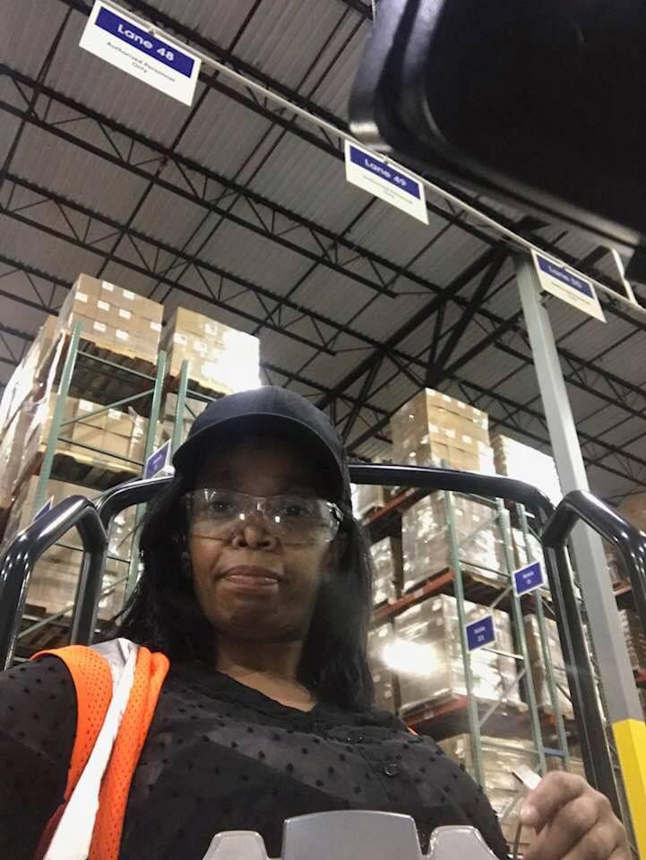Shuranda Williams trabajó en Amazon en los meses previo a su arresto.