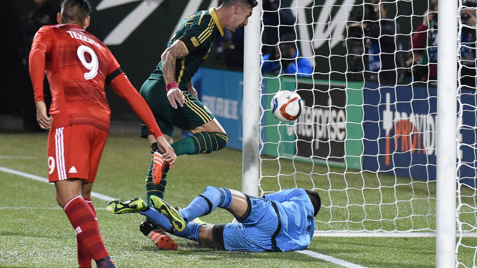 Portland ganó 3-1 a Dallas el domingo.