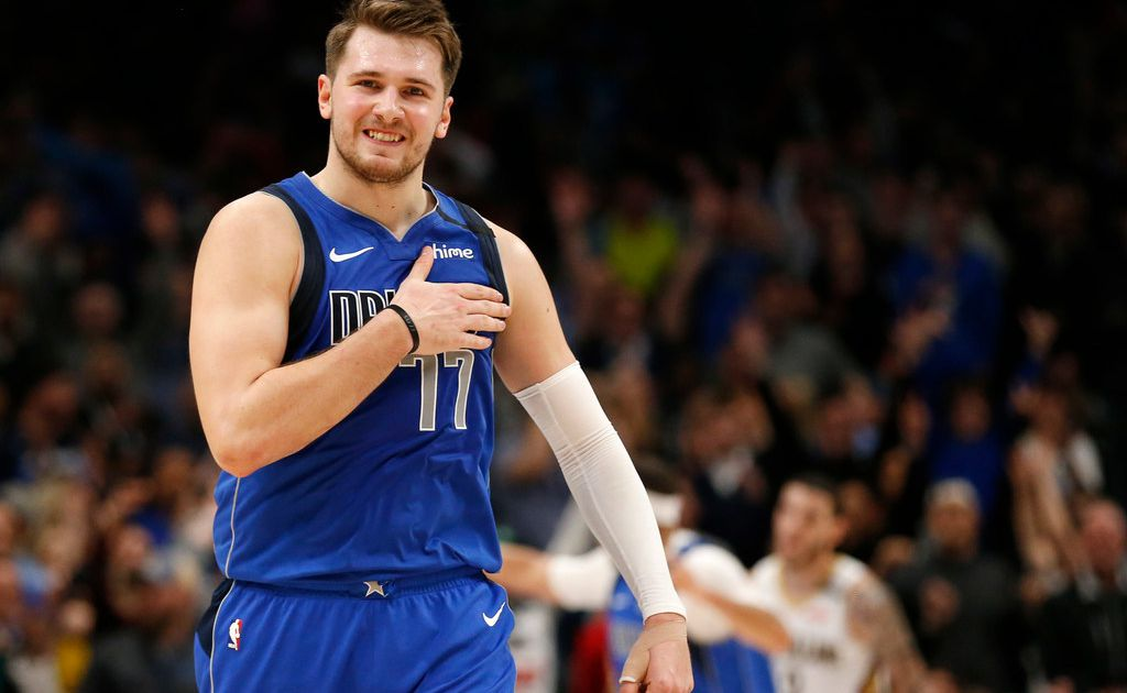 Luka Doncic's 4th-place MVP finish puts him in extraordinary NBA company -- and in a class by himself in Mavs history