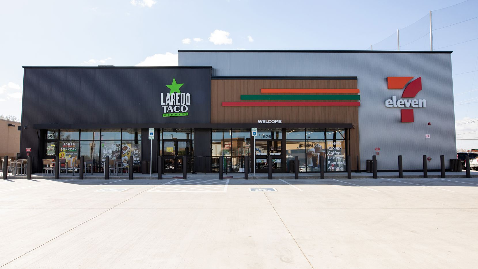 "The newest 7-Eleven ""evolution store"" where the Irving-based retailer is testing new ideas."