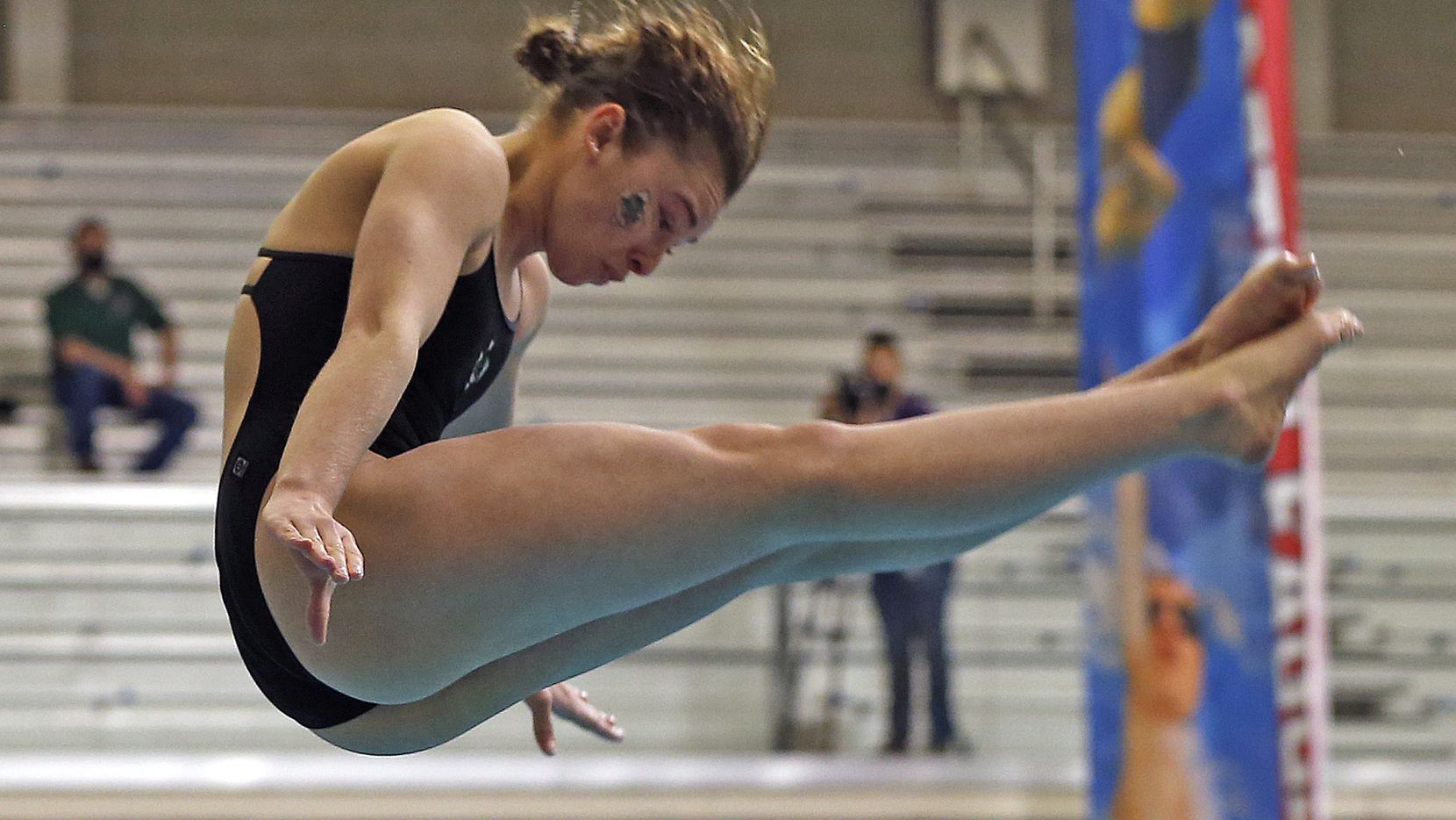 Recent Carroll High School graduate Hailey Hernandez has secured a ticket to the Tokyo Olympics.