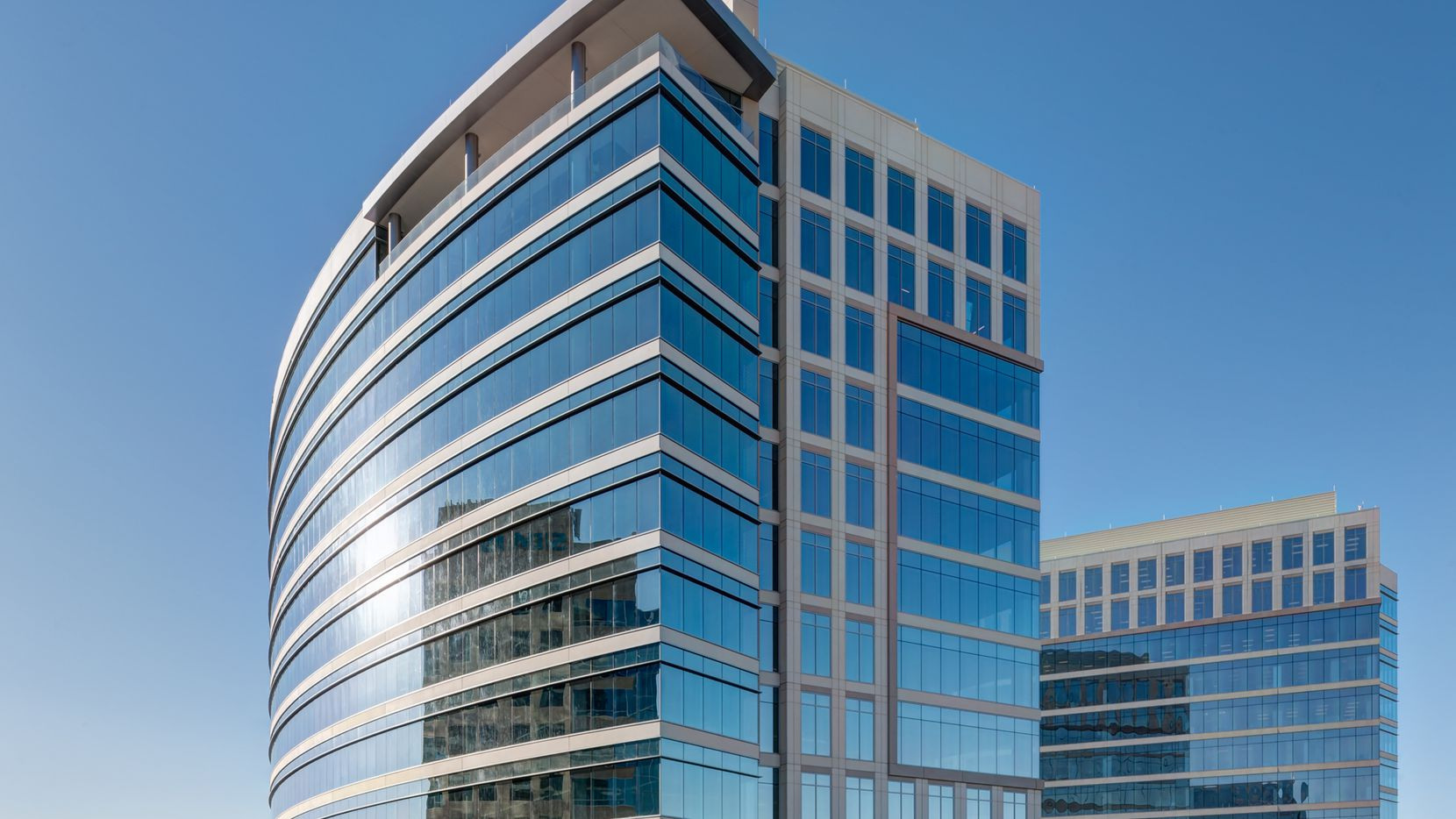 Geoforce is moving its headquarters to the Granite Park V building in West Plano.