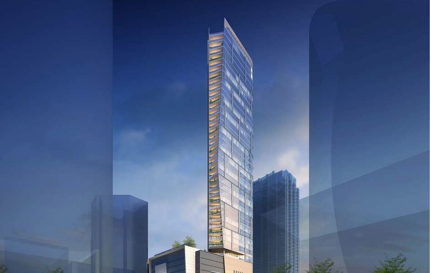 Hines' new Preston tower in downtown Houston will be 46 stories tall