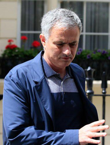 José Mourinho. Foto AP