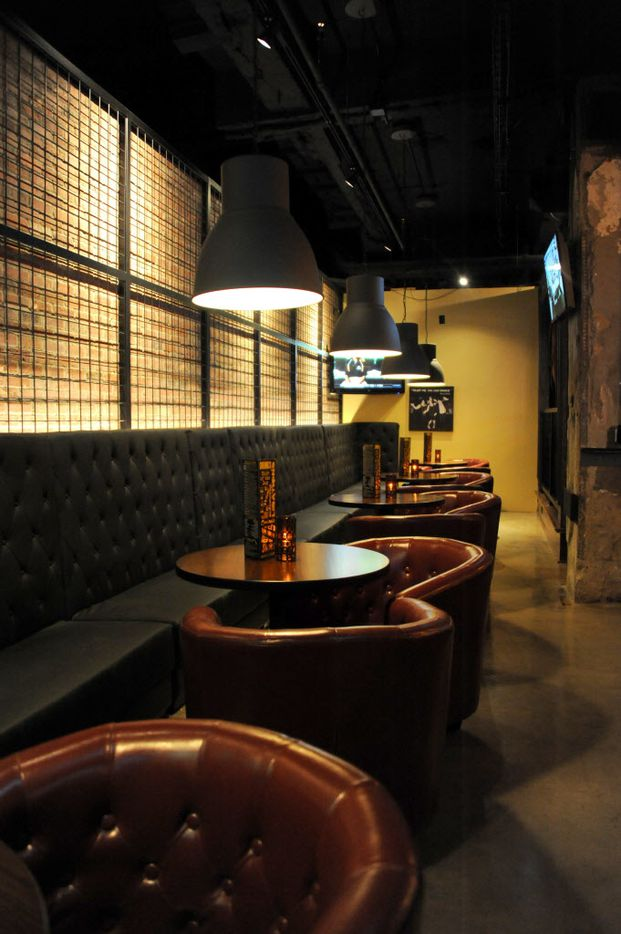 The Underground feels like a speakeasy without the pretension.