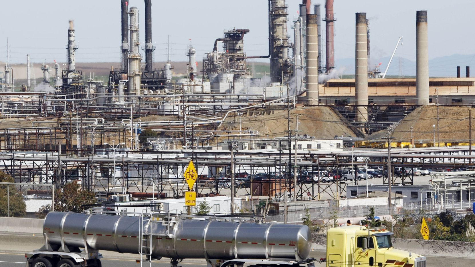 The EPA has announced new rules to reduce toxic air pollution from oil refineries by forcing operators to adopt new technology that better monitors and controls emissions.