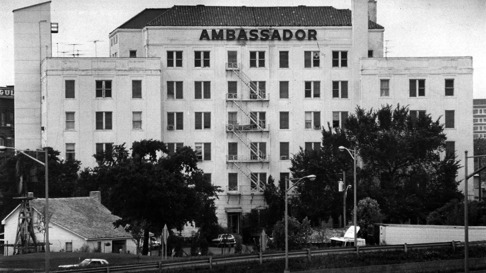 The Many Lives Of The Ambassador Hotel From Rumrunners To Retirees