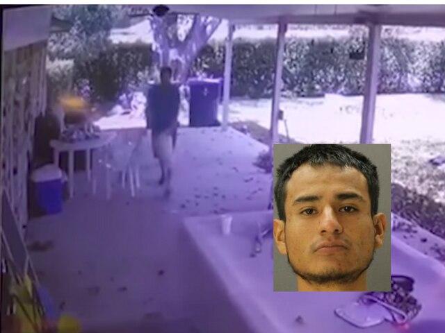 Fermín Rivera lanzó un perrito contra el pavimento.