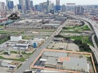 Apartment builder Stonehawk Capital Partners bought the one-block site on Good Latimer Expressway.