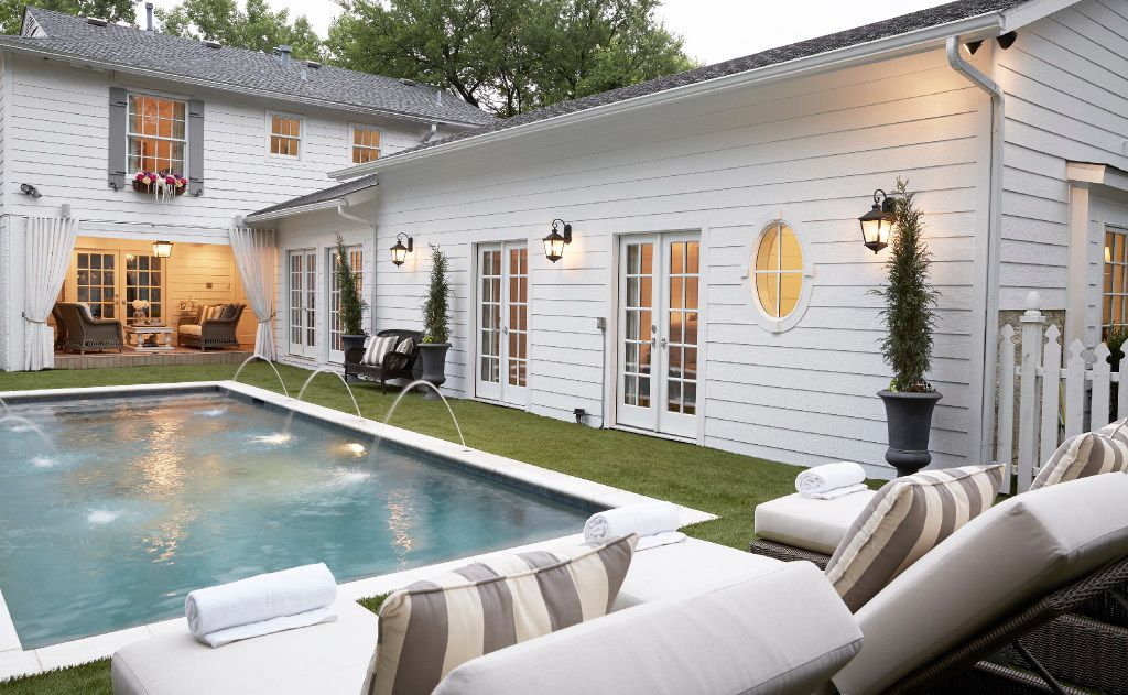 You've worked hard to create a home you love, don't forget to do the same for your spaces outside, says Emily Sheehan Hewett.
