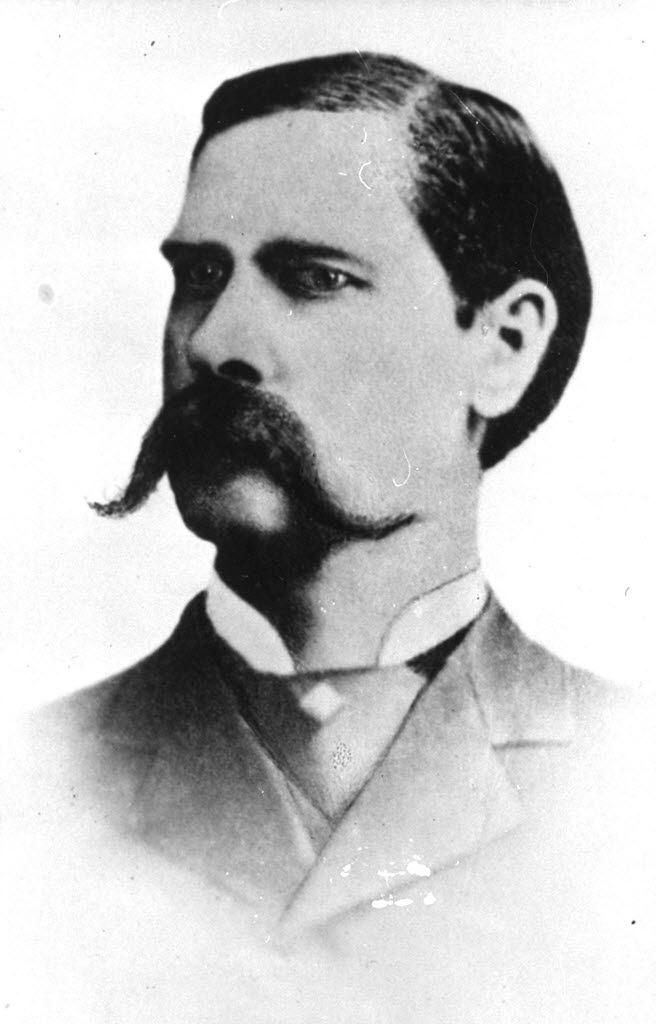 Wyatt Earp in 1881