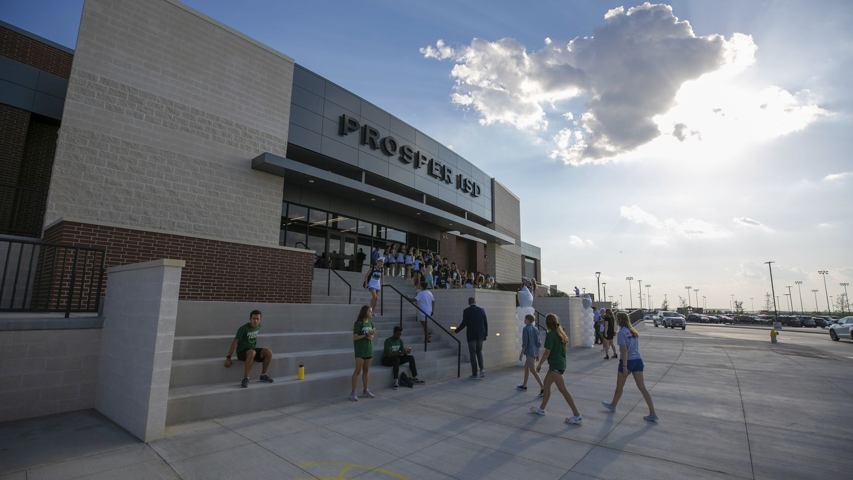 The naming rights to Children's Health Stadium in Prosper, which opened in August, is part of a $5 million deal between Prosper ISD and the leading pediatric provider in Dallas.