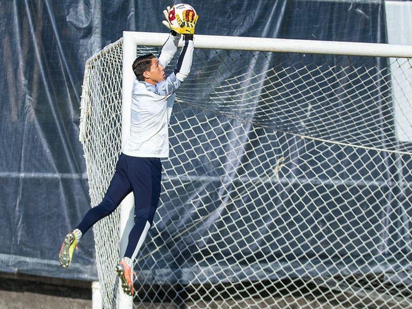 Hugo González será el portero titular del Rayados de Monterrey en el Torneo Apertura 2020 de la Liga MX.