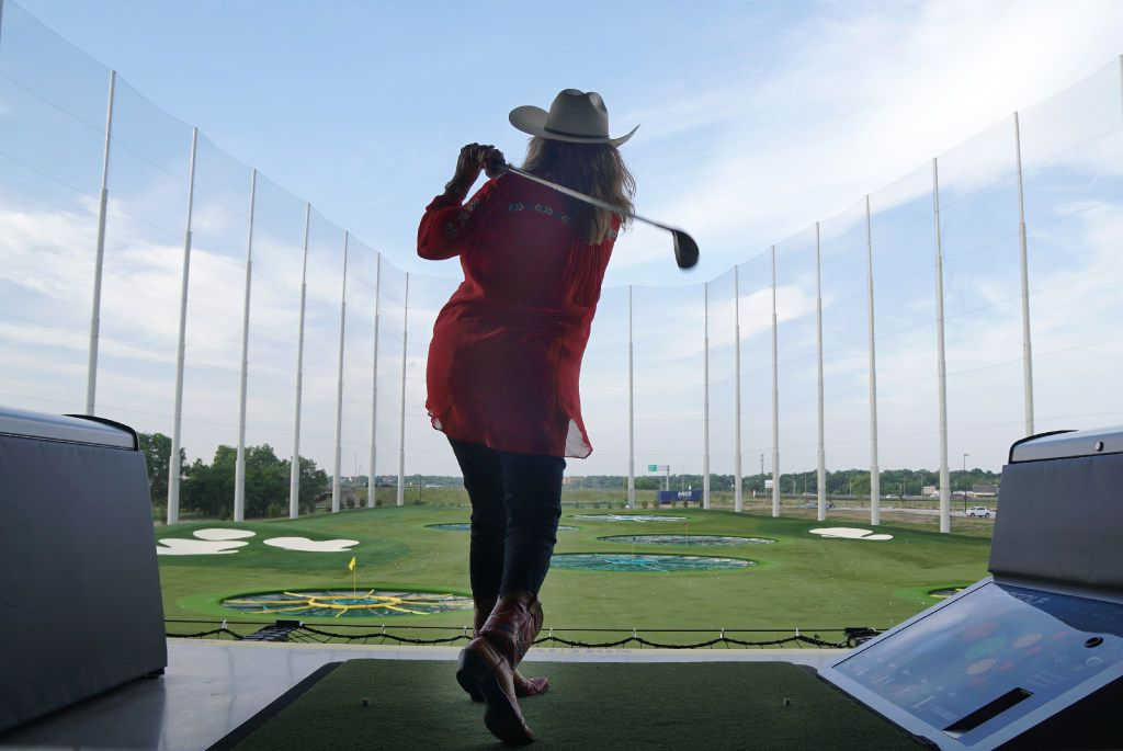 Topgolf is popular in Texas and other U.S. cities and it'll soon expand to central Europe.