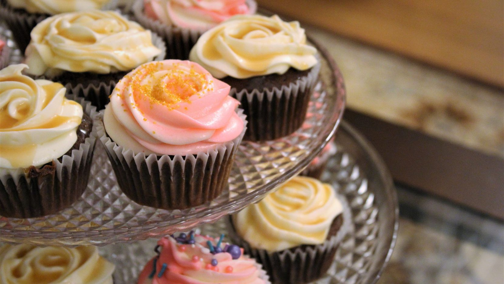 One of Allen ISD Community Education's new online summer camps is a cupcake competition.