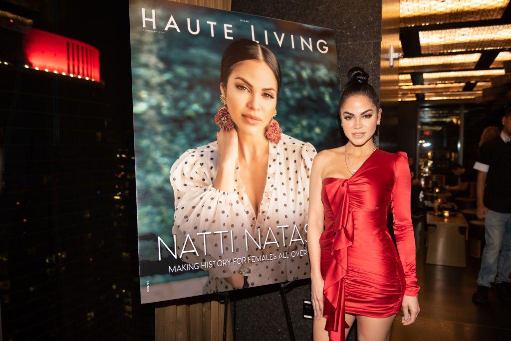 Natti Natasha describió cómo es su dieta vegana.