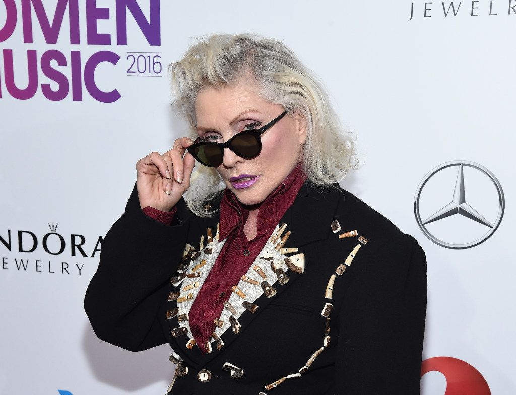 Debbie Harry writes candidly about her music career, her ambitions and her personal life in her new memoir.