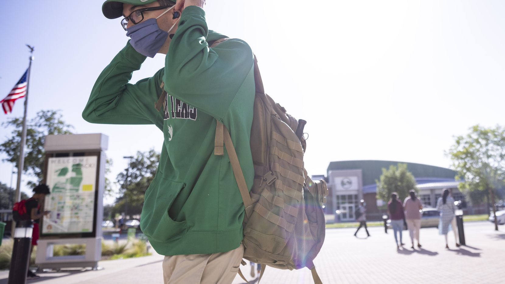 COVID-19 disrupted students' plans for college as schools suddenly shut down and classes were moved online. Higher education leaders nationwide worried about the harsh impact enrollment trends would have if they continued downward, but Texas universities surpassed their own expectations.