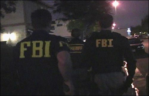 FBI agents usually don't go after crooked Texas contractors. But when they do, the results can be stunning.