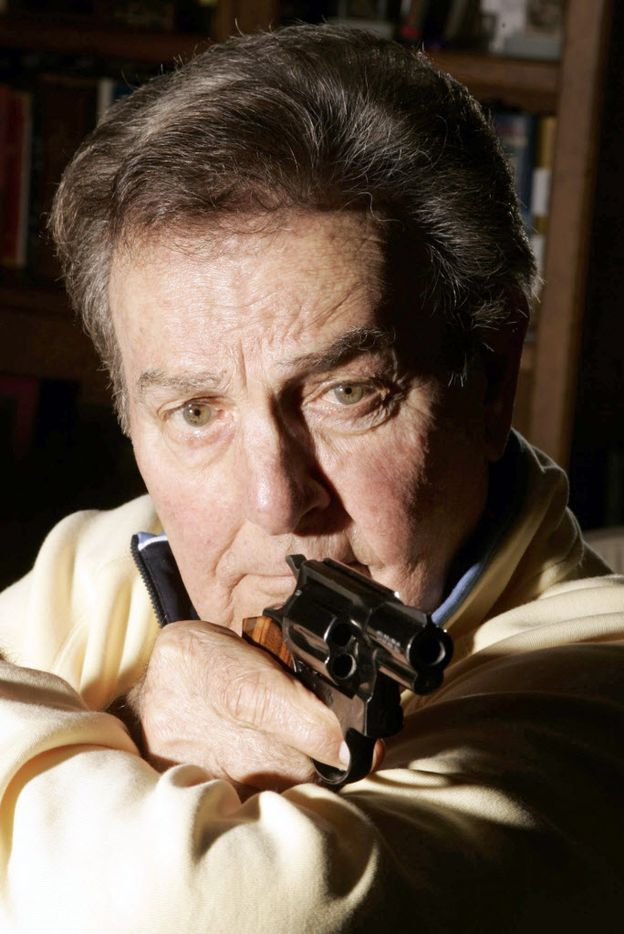 Mannix star Mike Connors died Jan. 26. (The Washington Post)