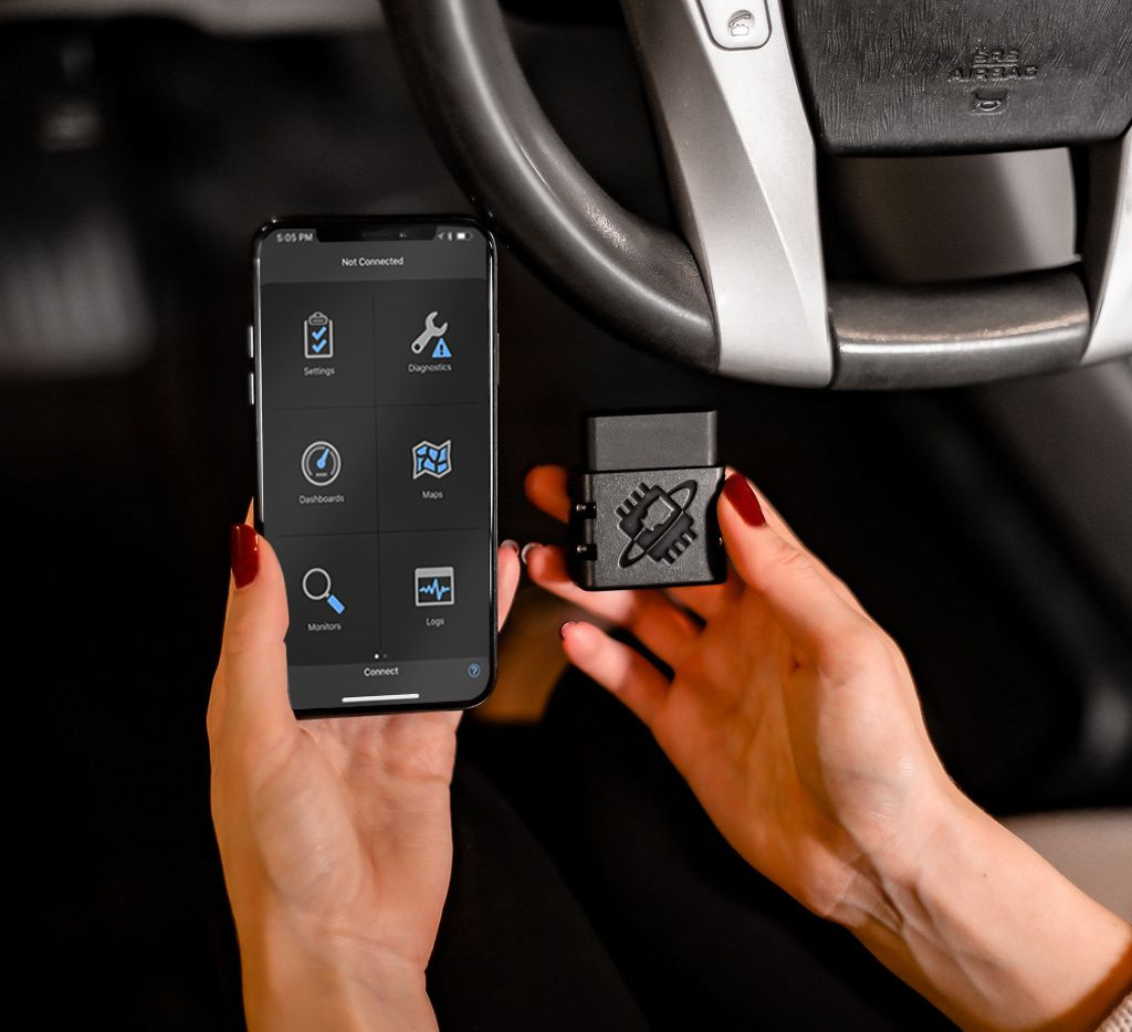 The OBDLink MX+ dongle and app can reveal a wealth of information hidden inside your car's engine.