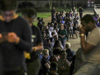 Las aglomeraciones para votar buscan ser prevenidas con medidas de distancia social en las próximas elecciones.