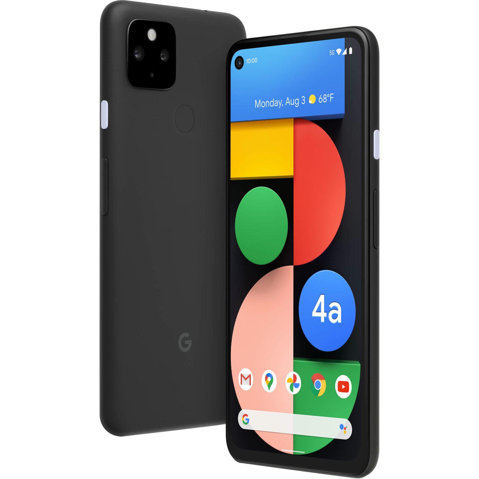 The Google 4a 5G.
