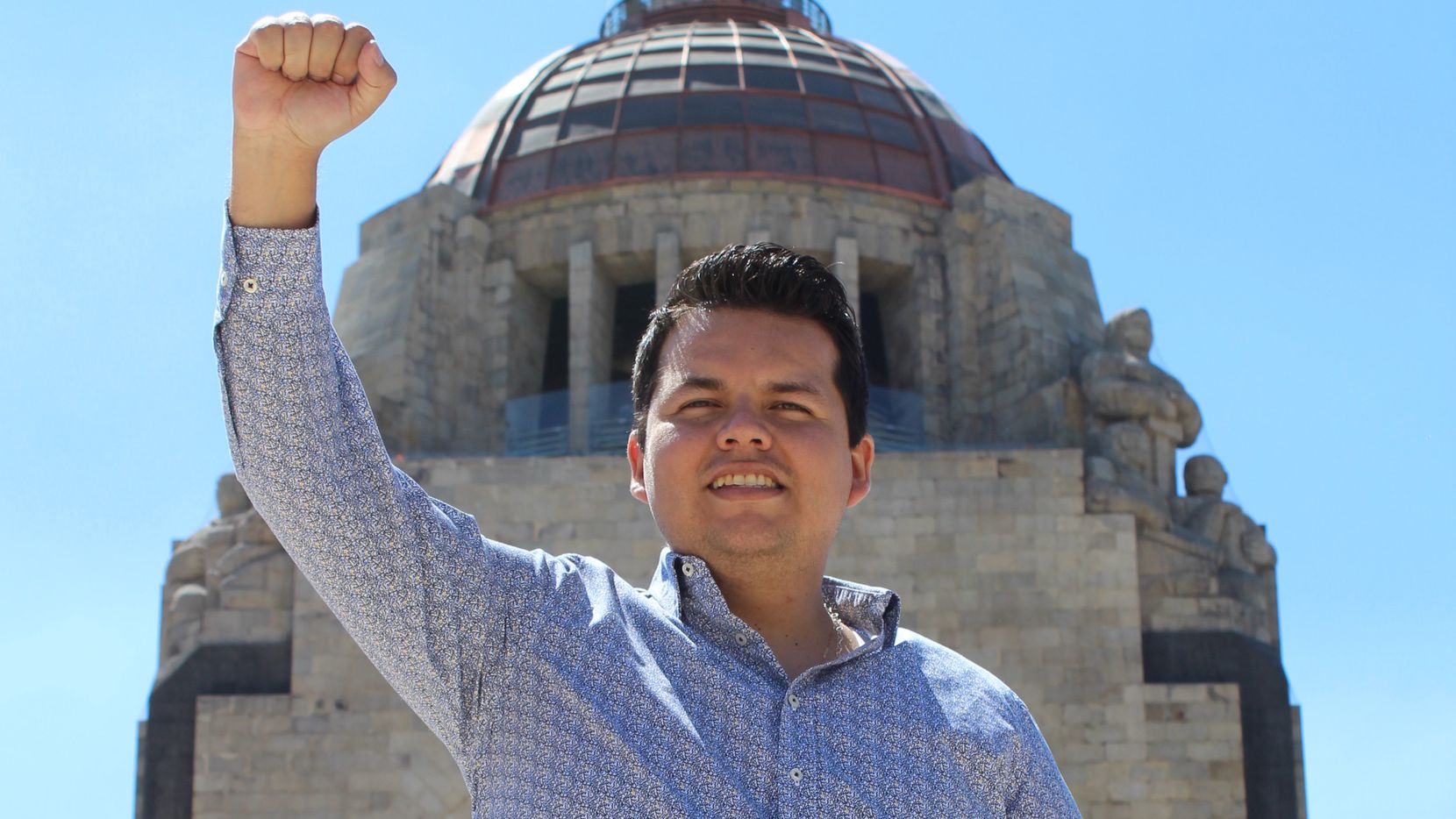 Raúl Torres, del PAN, fue electo el 6 de junio como el primer diputado migrante de México. El Congreso de la Ciudad de México es el primero en tener un lugar específico para los capitalinos que viven en el exterior.