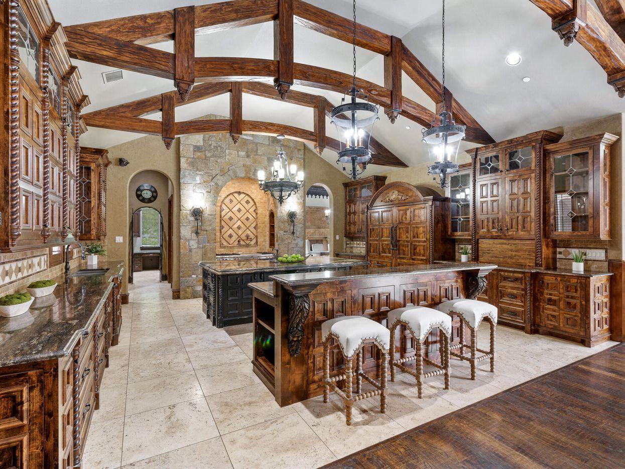 Take a look at the home at 1161 La Mirada in Southlake.